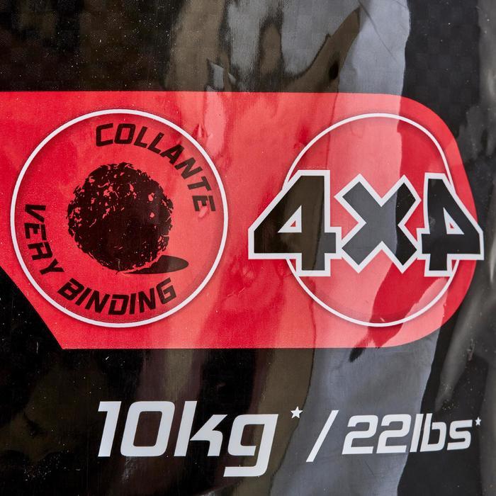 Grundfutter Friedfischangeln Gooster 4 x 4, 10 kg