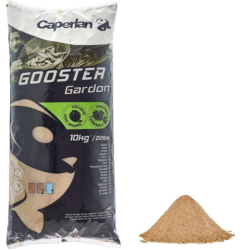 FISHING BAIT, ADDITIVES - GOOSTER ROACH 10 KG CAPERLAN