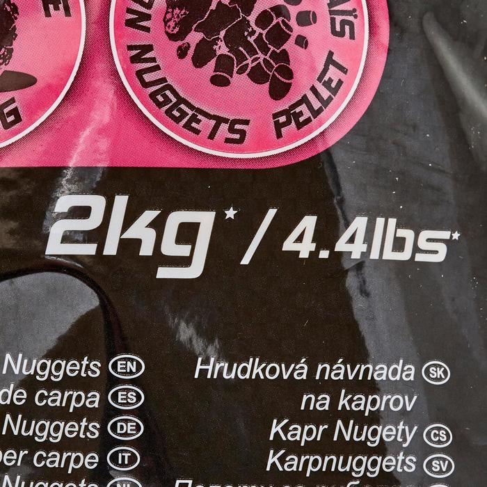 Cebo de fondo para pesca al coup GOOSTER CARPA NUGGETS 2 kg