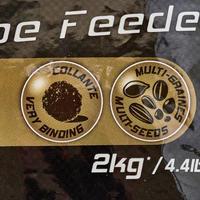 GOOSTER CARP FEEDER 2KG feeder fishing bait