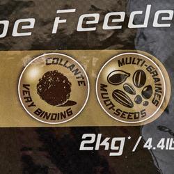 Amorce pêche au feeder GOOSTER CARP FEEDER 2KG