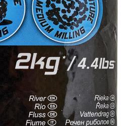 Amorce de pêche au coup GOOSTER RIVIERE 2 kg