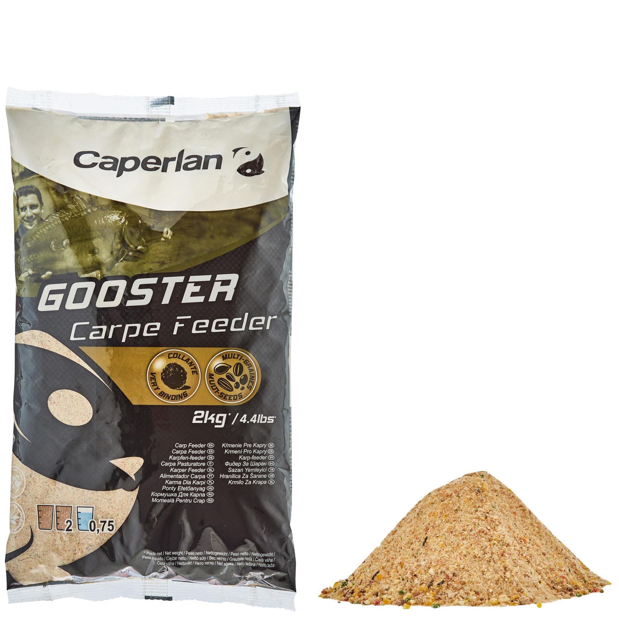 Caperlan Lokvoer feedervissen Gooster karper feeder 2 kg