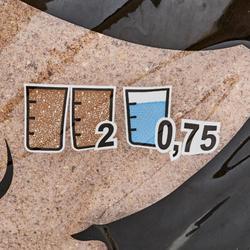 Lokvoer hengelsport Gooster 4X4 2 kg