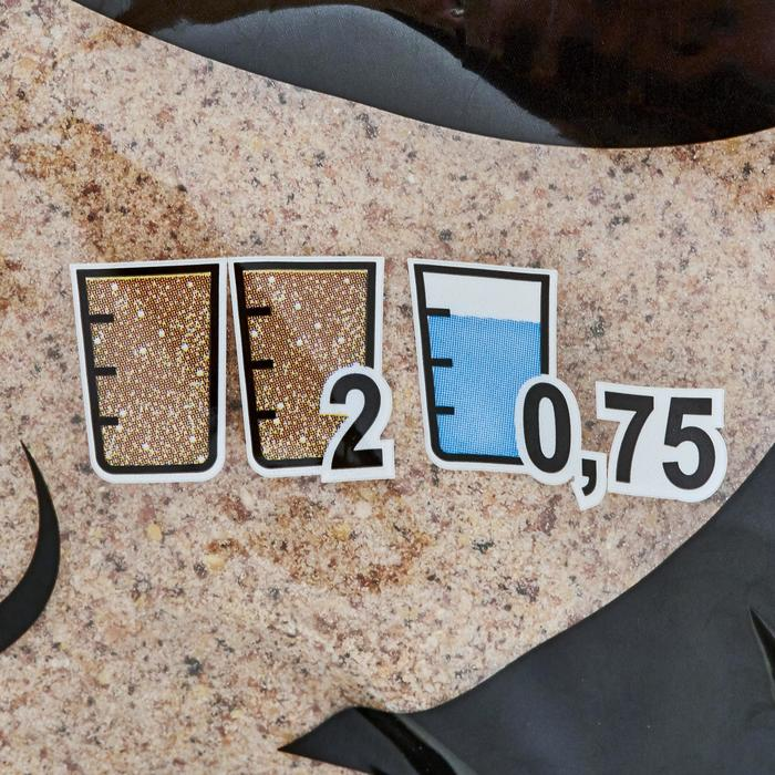 Amorce pêche au coup GOOSTER RIVER 2 kg - 1205754
