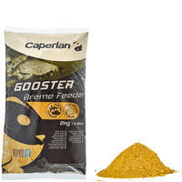 GOOSTER BREAM FEEDER 2 KG feeder fishing bait