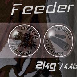 Lokvoer hengelsport Gooster feeder 2 kg