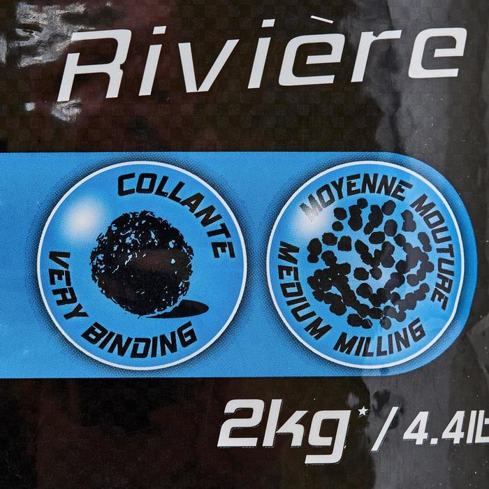 Amorce pêche au coup GOOSTER RIVER 2 kg - 1205775
