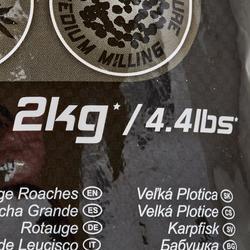 Grundfutter Gooster große Rotaugen 2kg