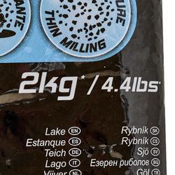 Lokvoer hengelsport Gooster vijver 2 kg