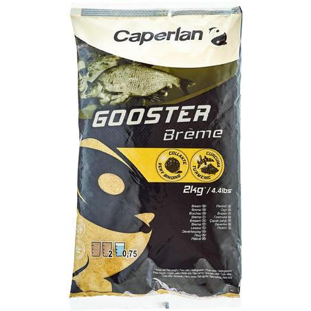 Still fishing bait GOOSTER BREAM 2 KG