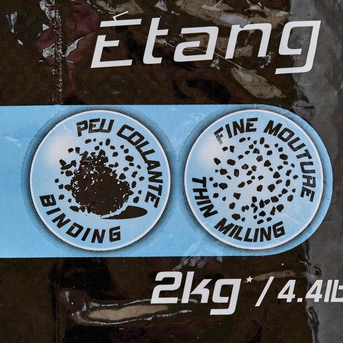 Lokvoer voor statisch vissen Gooster vijver 2 kg