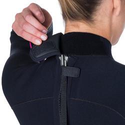 Fullsuit voor dames SCD 100 3 mm met rugsluiting. - 1205800