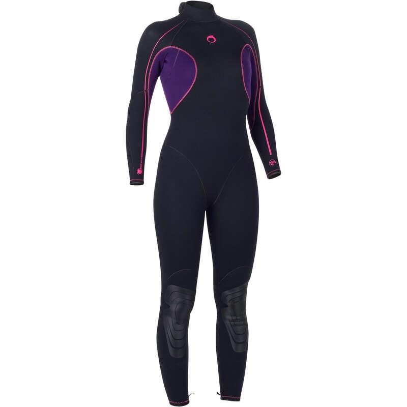 SCD SUITS >25° - SCD 100 Women's 3 mm Wetsuit SUBEA