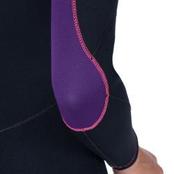 Fullsuit voor dames SCD 100 3 mm met rugsluiting. - 1205843