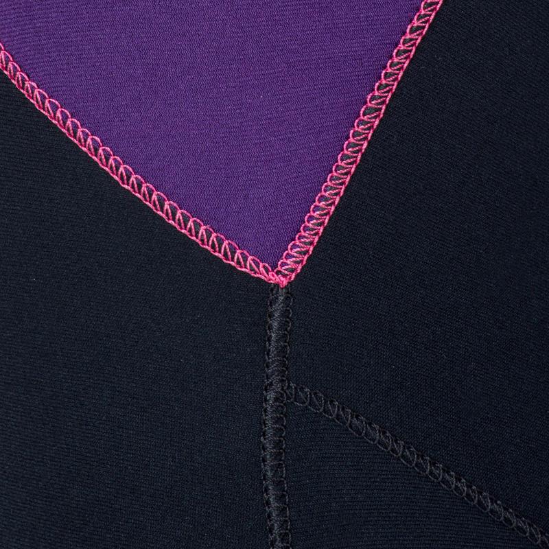 Traje integral mujer buceo SCD 100 3 mm con cierre espalda