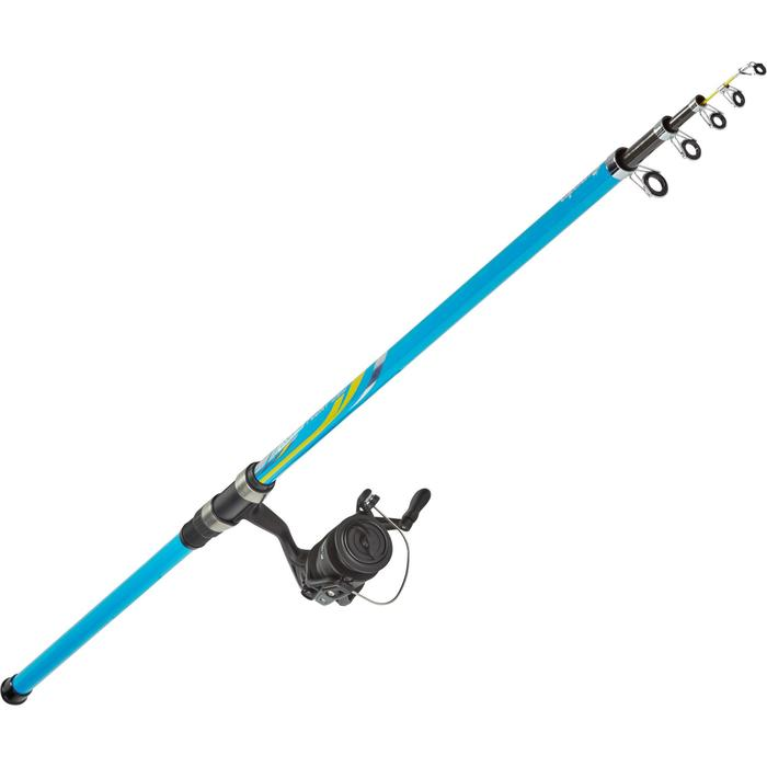 Angelset Rute und Rolle Float 350 Essential