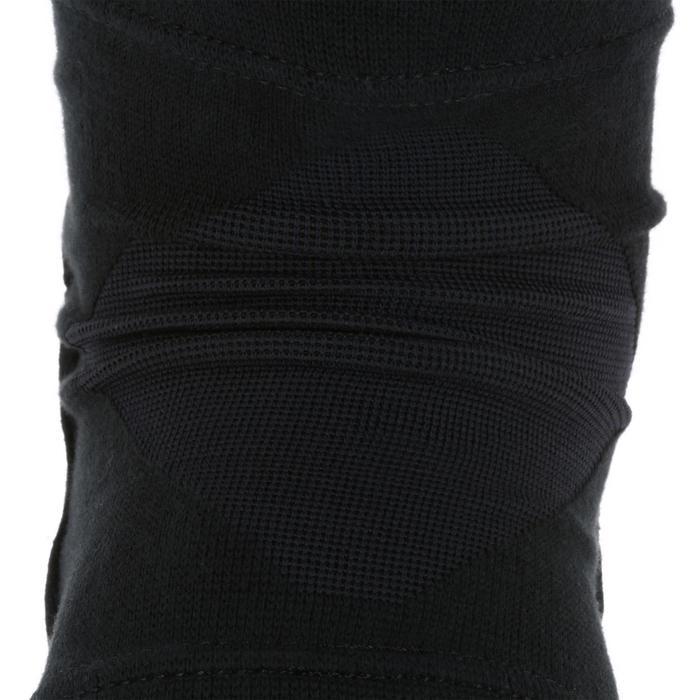 Genouillères de volley-ball adulte Asics noire - 1206077