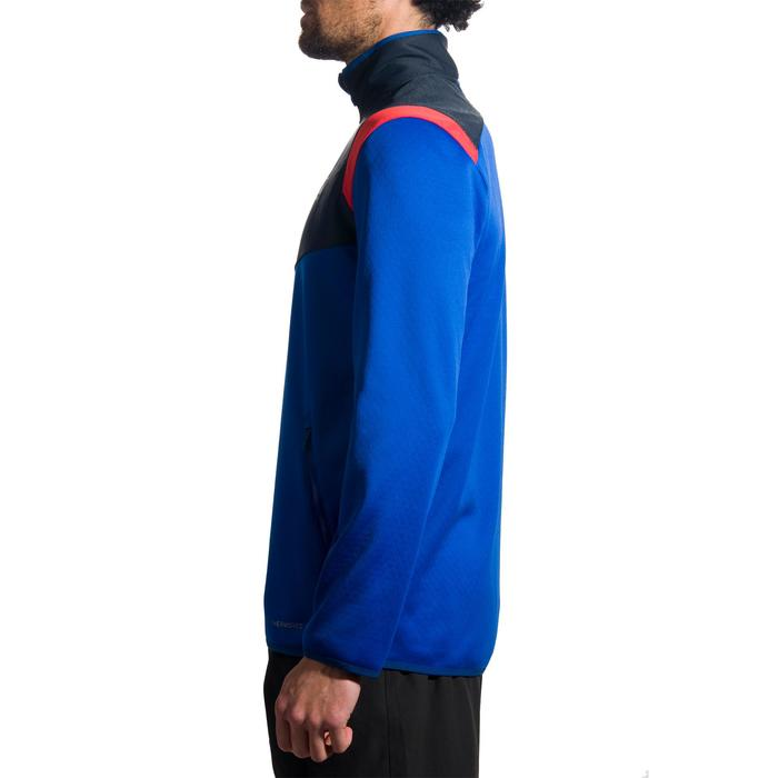 Sweat entraînement rugby Spacer adulte bleu - 1206141