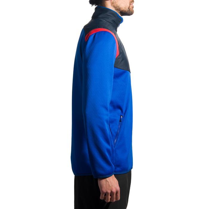Sweat entraînement rugby Spacer adulte bleu - 1206144