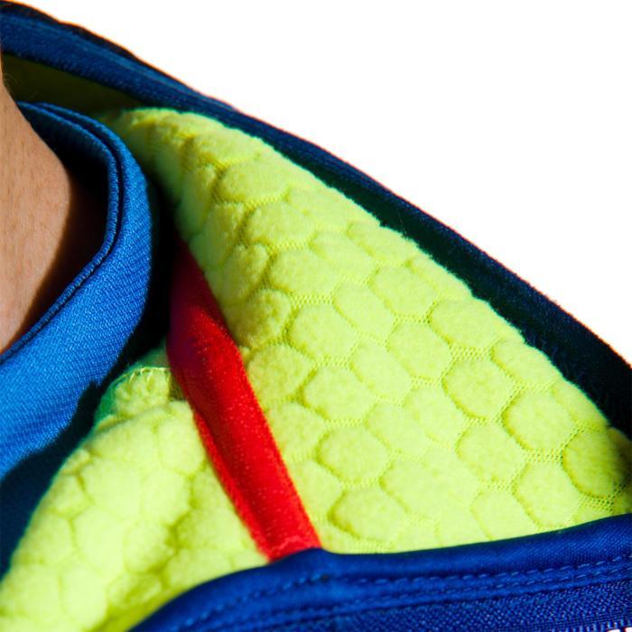 Sweat entraînement rugby Spacer adulte bleu - 1206145