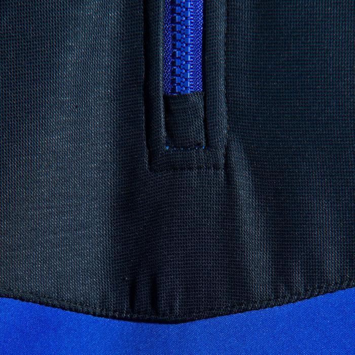 Sweat entraînement rugby Spacer adulte bleu - 1206148