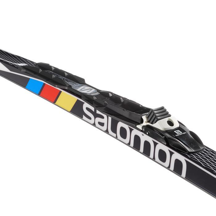 Ski de fond classique sport Equipe 8 skin