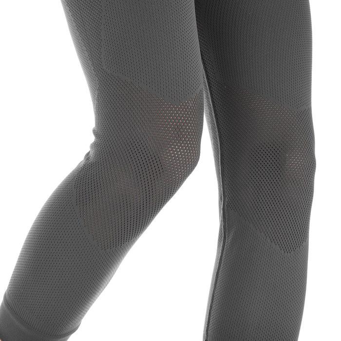 Sous vêtement bas ski de fond femme gris - 1206285