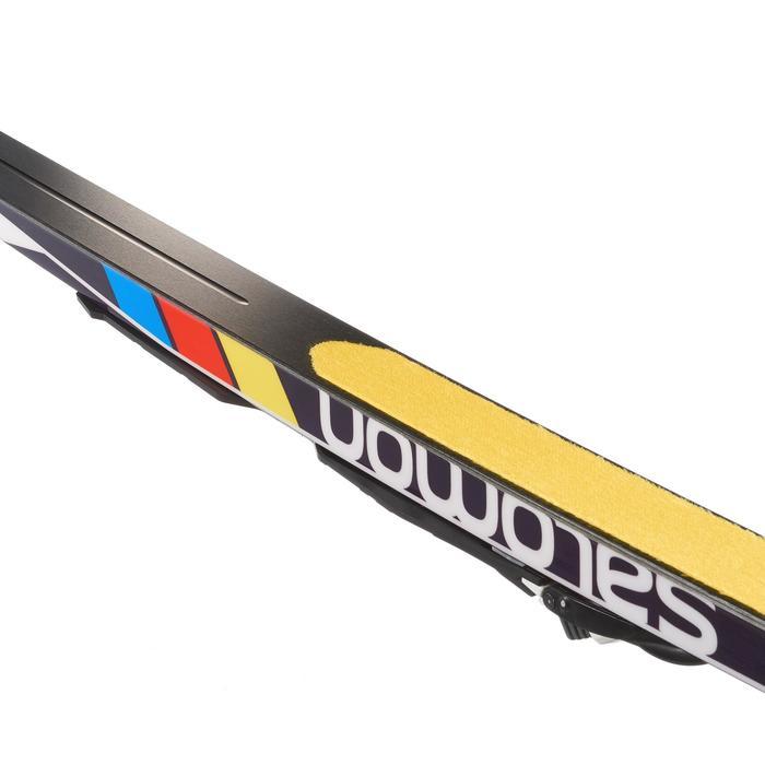 Ski de fond classique sport Equipe 8 skin - 1206331