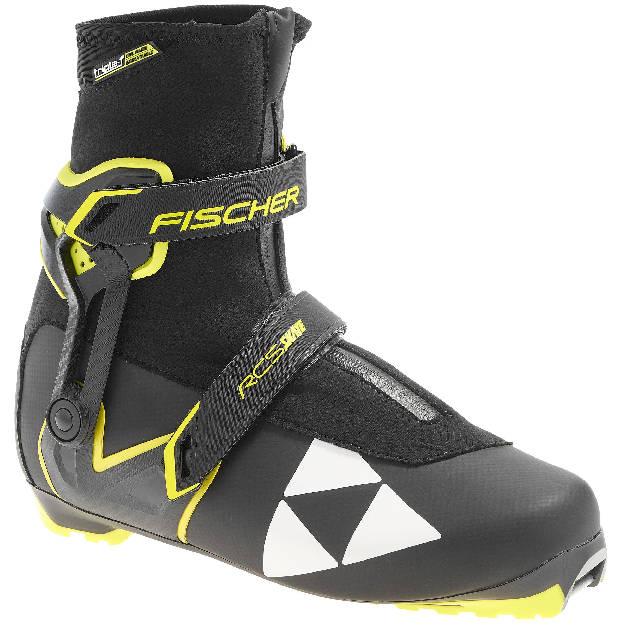 Chaussures ski de fond skate homme RCS TURNAMIC - Fischer