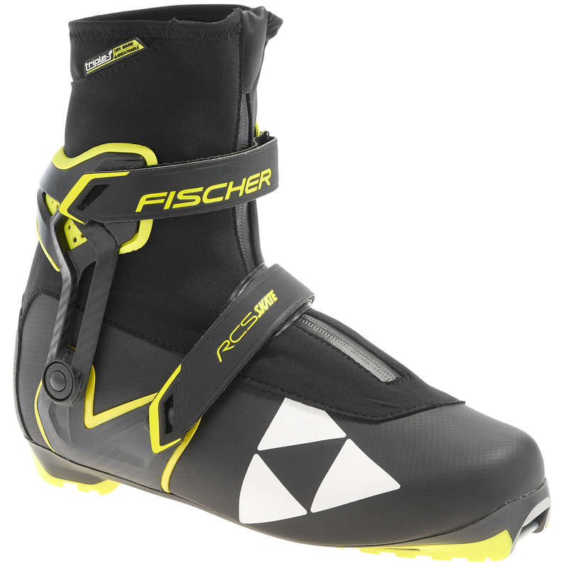 SKATING CROSS COUNTRY SKI Cross-Country Skiing - XC S RCS TURNAMIC SKATE BOOTS FISCHER - Cross-Country Skiing