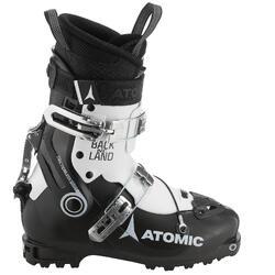 Botas Esquí Travesía ATOMIC Backland NC HOMBRE NEGRO BLANCO