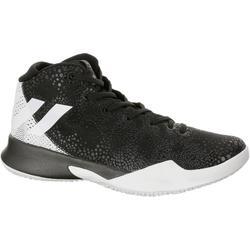 Basketballschuhe Crazy Heat schwarz/weiß