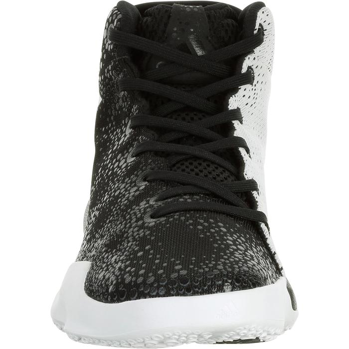 Chaussures Basketball Crazy Heat Blanche Noire - 1207531