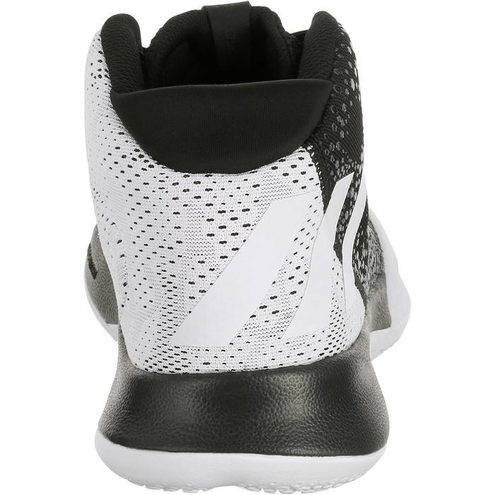 Chaussures Basketball Crazy Heat Blanche Noire - 1207535