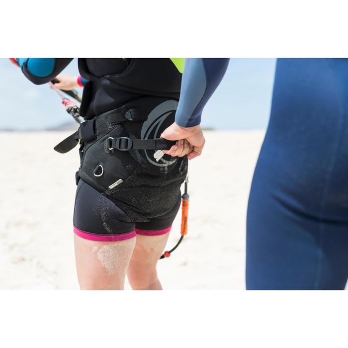 Pantalón arnés de kitesurf - negro