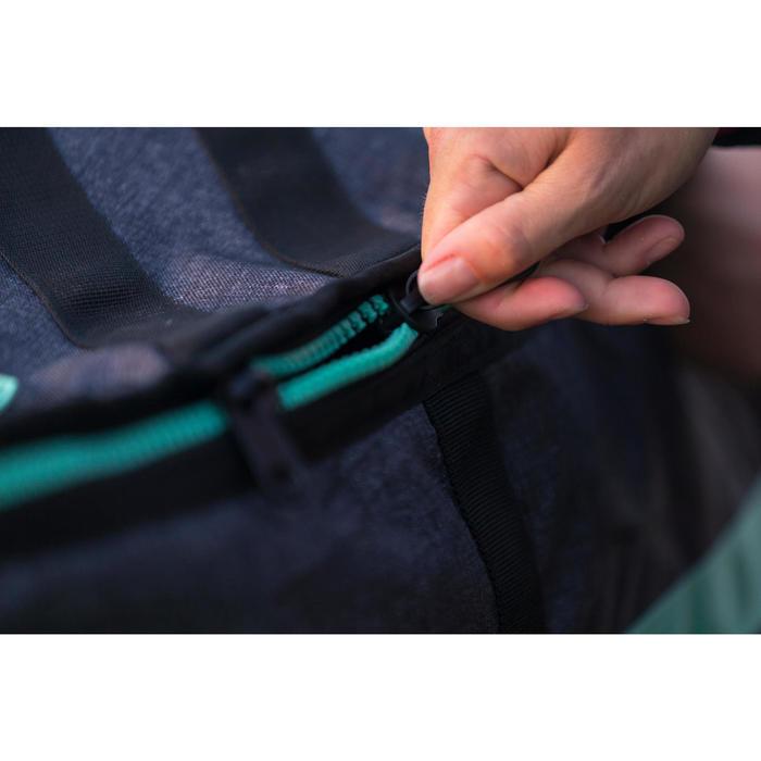 "DAILY KITESURFING GEAR BAG  ""HOME SPOT ""- 143cm - green - 1207756"