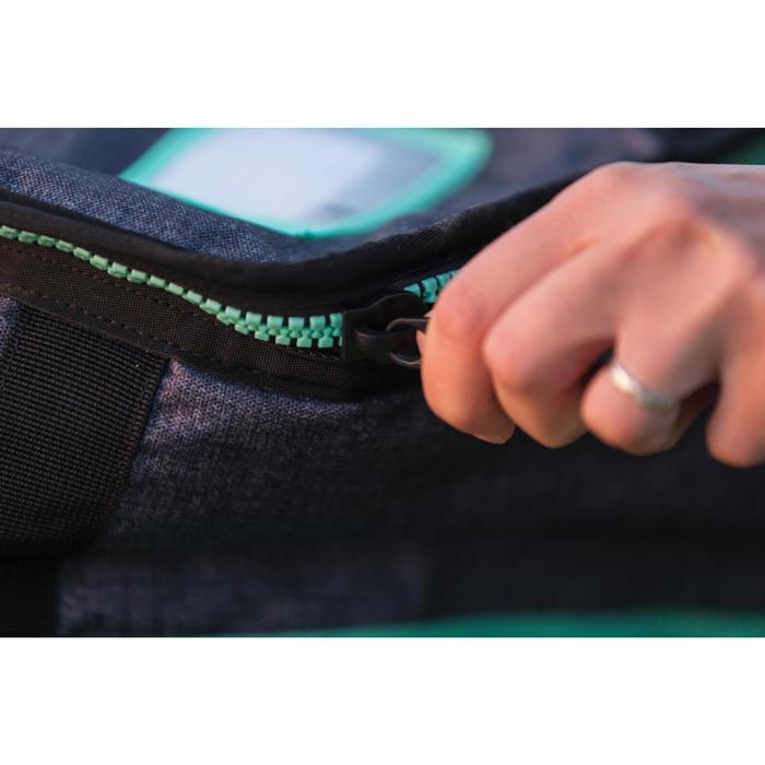 """HOME SPOT "" KITESURFING GEAR BAG  - Twin Tip 143 cm - green - 1207759"