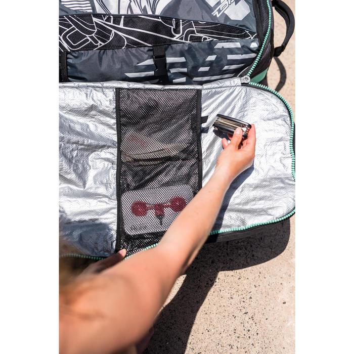 "DAILY KITESURFING GEAR BAG  ""HOME SPOT ""- 143cm - green - 1207762"