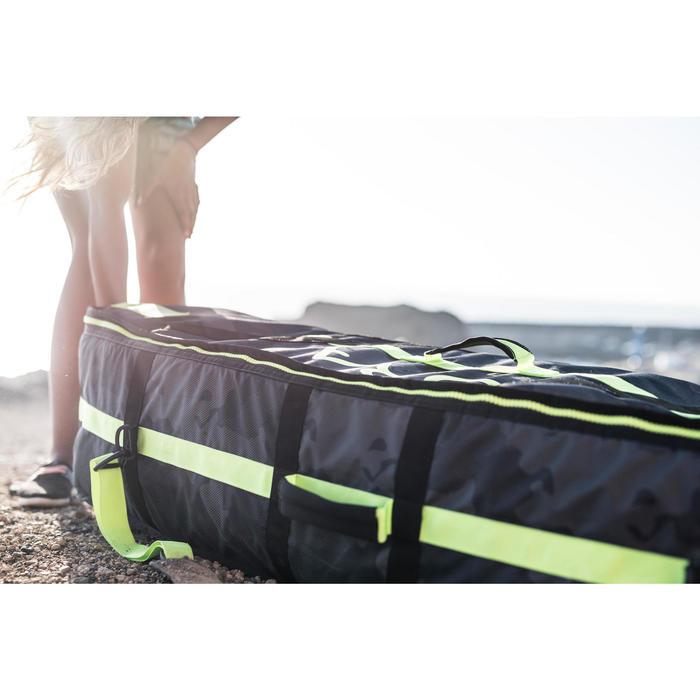 "DAILY KITESURFING GEAR BAG  ""HOME SPOT ""- 143cm - green - 1207781"
