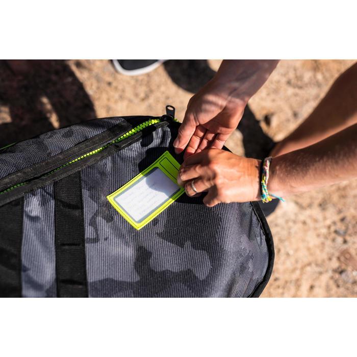 "DAILY KITESURFING GEAR BAG  ""HOME SPOT ""- 143cm - green - 1207783"