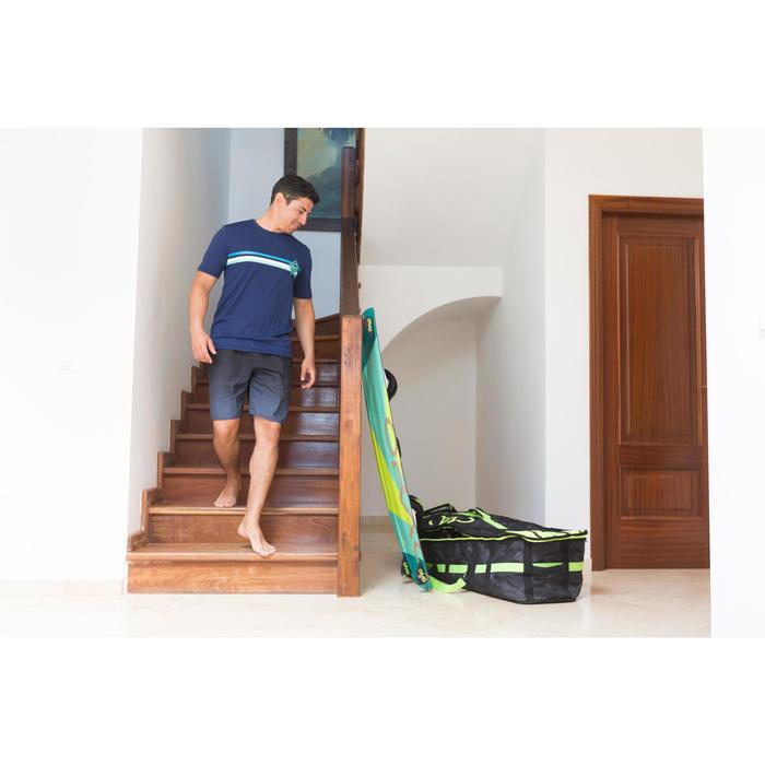 "DAILY KITESURFING GEAR BAG  ""HOME SPOT ""- 143cm - green - 1207792"