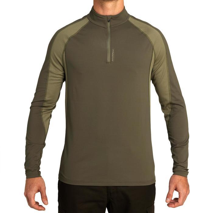 Tee shirt SG900 respirant manches longues vert - 1207829