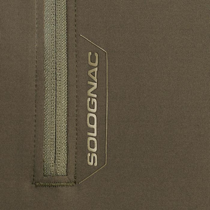 Tee shirt SG900 respirant manches longues vert - 1207830