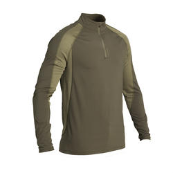 Ademend T-shirt 900 met lange mouwen groen
