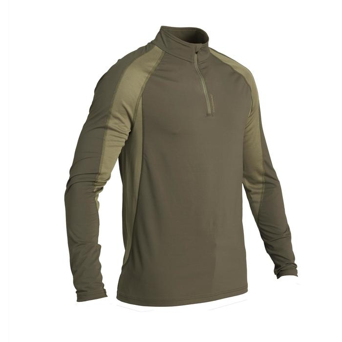 Tee shirt SG900 respirant manches longues vert - 1207831