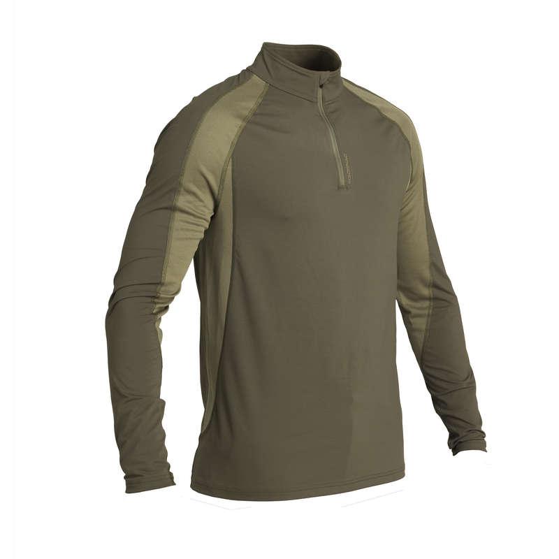 T-SHIRTS/POLOS - SG900 Breathable T-Shirt Green SOLOGNAC