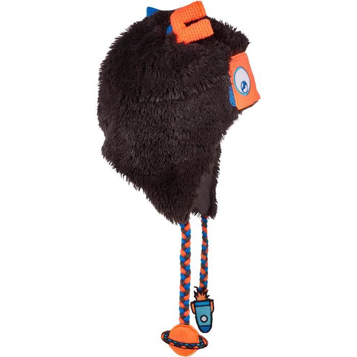 Skimütze Peru Kid Robot Kinder grau