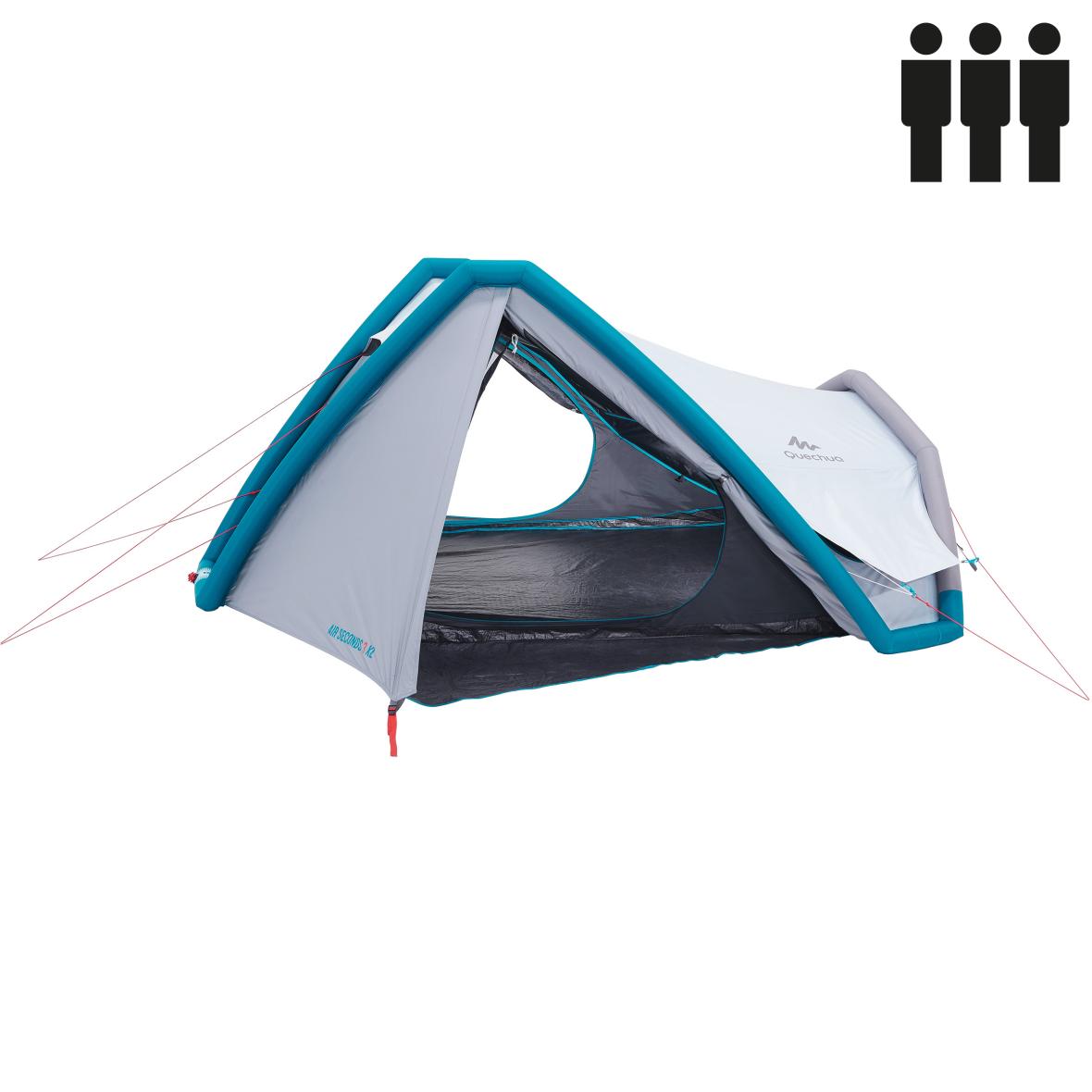 repair-air second-tent-3XL-quechua-broken