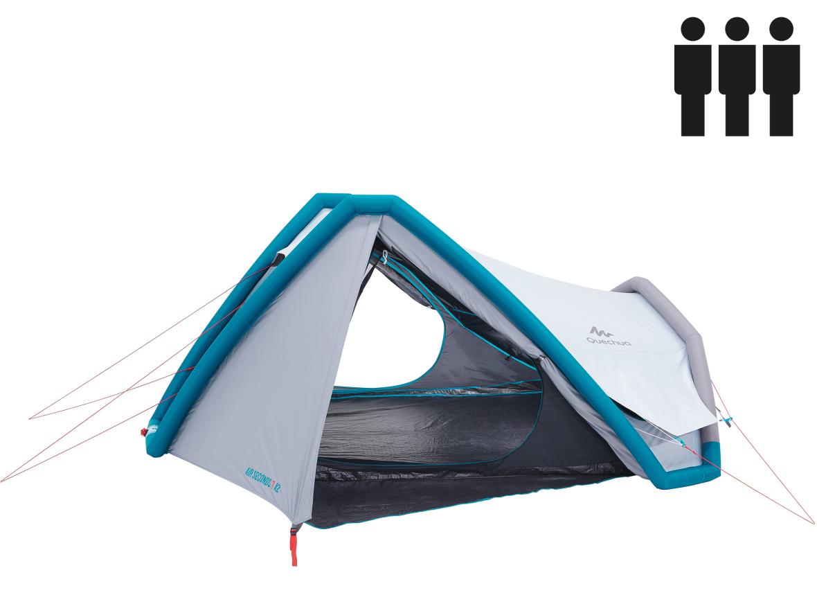 reparer-tente-air second-3XL-quechua-cassee